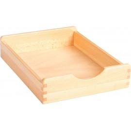 Cutie depozitare din lemn natural de fag – Flexi