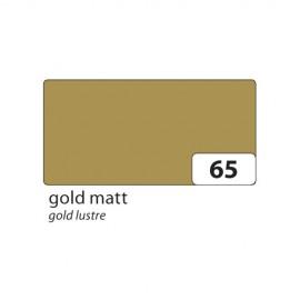 Carton colorat Auriu mat 10