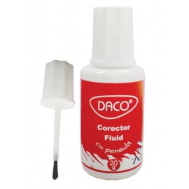 Corector fluid cu pensula
