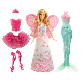 Barbie Set Fashion Fairytale - Mattel
