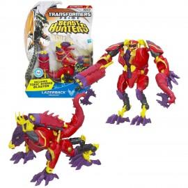 Robot Transformers Beast Hunters Lazerback Deluxe