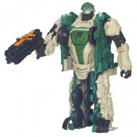 Robot Transformers Autobot Hound Power Battlers