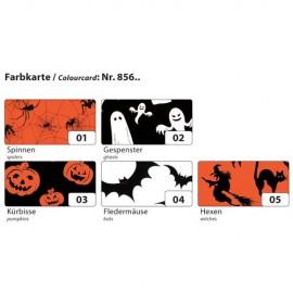 Hartie Transparenta Halloween imagine