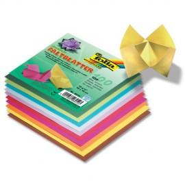 Hartie Origami 100 Patrata 1010 imagine