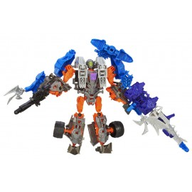 Robot Transformers Set figurine Lockdown si Hangnail Dino