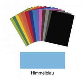 Carton colorat Albastru deschis 220g B