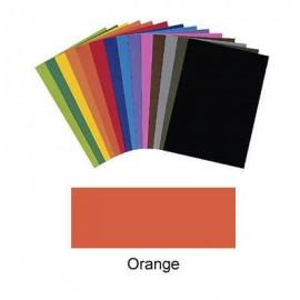 Carton colorat Portocaliu 220g 10