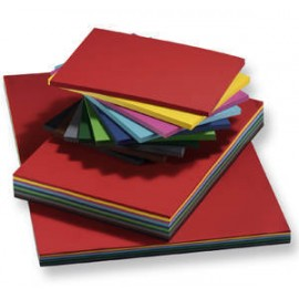 Carton colorat 300 g Set 13 culori asortate