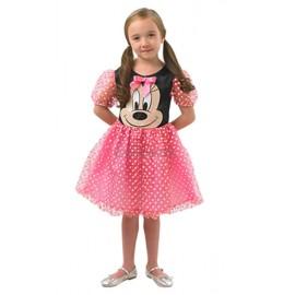 Costum de carnavl - rochita roz minnie