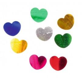 Confetti stralucitoare – inimi , 1