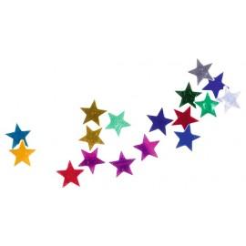 Confetti stralucitoare – stelute mici