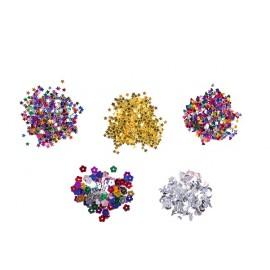 Mini Confetti  Diverse Forme