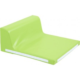 Canapea din spuma, patrata – verde