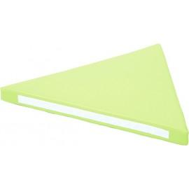 Saltea Din Spuma  Triunghiulara – Verde