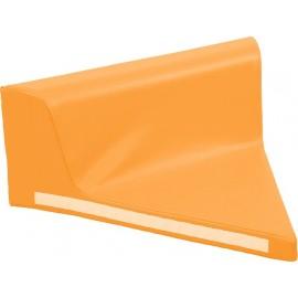 Canapea din spuma, triunghiulara – orange