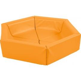 Loc de joaca pentru cresa - portocaliu
