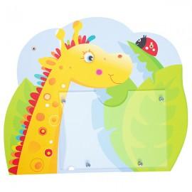 Tablita pentru nume – girafa