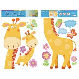 Autocolante - Girafa – Zoo