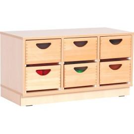 Set mobilier gradinita Flexi 3 – Flexi