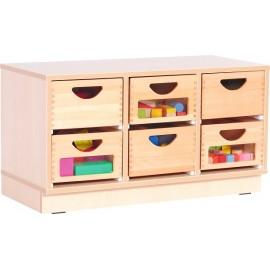 Set mobilier gradinita Flexi 10 – Flexi