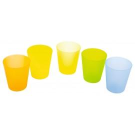 Pahare plastic pentru baie