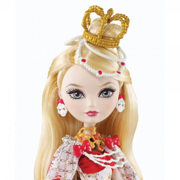 Papusa Ever After High - Apple White