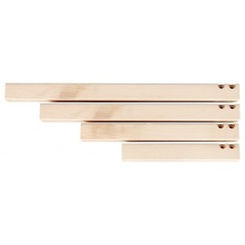 Picioare masa din lemn masiv – marime 1