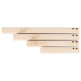 Picioare masa din lemn masiv – marime 2