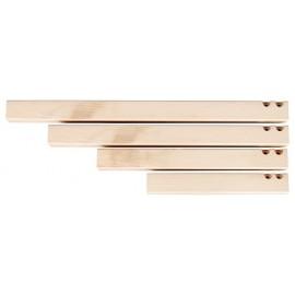 Picioare masa din lemn masiv – marime 3