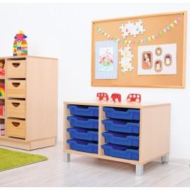 Set mobilier gradinita Flexi 11 – Flexi