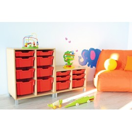 Set mobilier gradinita Flexi 35 – Flexi