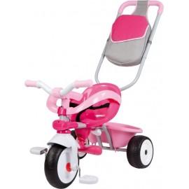 Tricicleta confort fetite cu capota