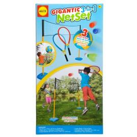 Set tenis, volei si badminton