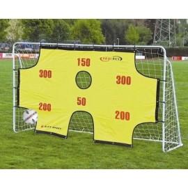 Poarta minifotbal cu panou precizie
