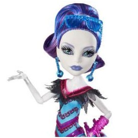 Monster High La Plaja