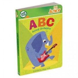 Carte TAG JUNIOR - ABC Orchestra Animalelor