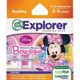 Soft educational LeapPad Disney - Buticul lui Minnie LEAP39126