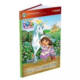 Carte interactiva LeapReader Dora salveaza unicornul