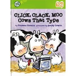 Carte Interactiva Tag Leapreader Click Clack Moo