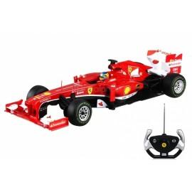 Ferrari F138 de curse cu telecomanda Scara 1:12