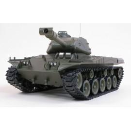 Tanc Walker Bulldog M41A3 trage cu bile tip Airsoft - Numai pentru adulti