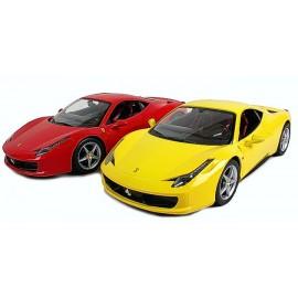 Ferrari 458 Italia cu telecomanda Scara 1:14