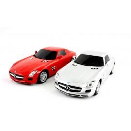 Mercedes SLS cu telecomanda scara 1:24