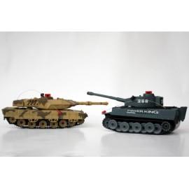 Tancuri de Lupta cu Infrarosu Pereche 2 bucati
