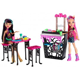 Cantina Monster High