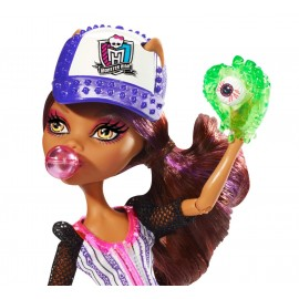 Papusa Clawdeen Wolf Sport - Monster High