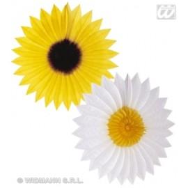 Floarea soarelui hirtie diam 50 cm