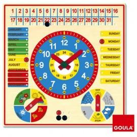 Goula - Calendar Si Ceas