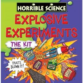 Experimente explozive / Explosive Experiments