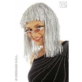 Peruca argint